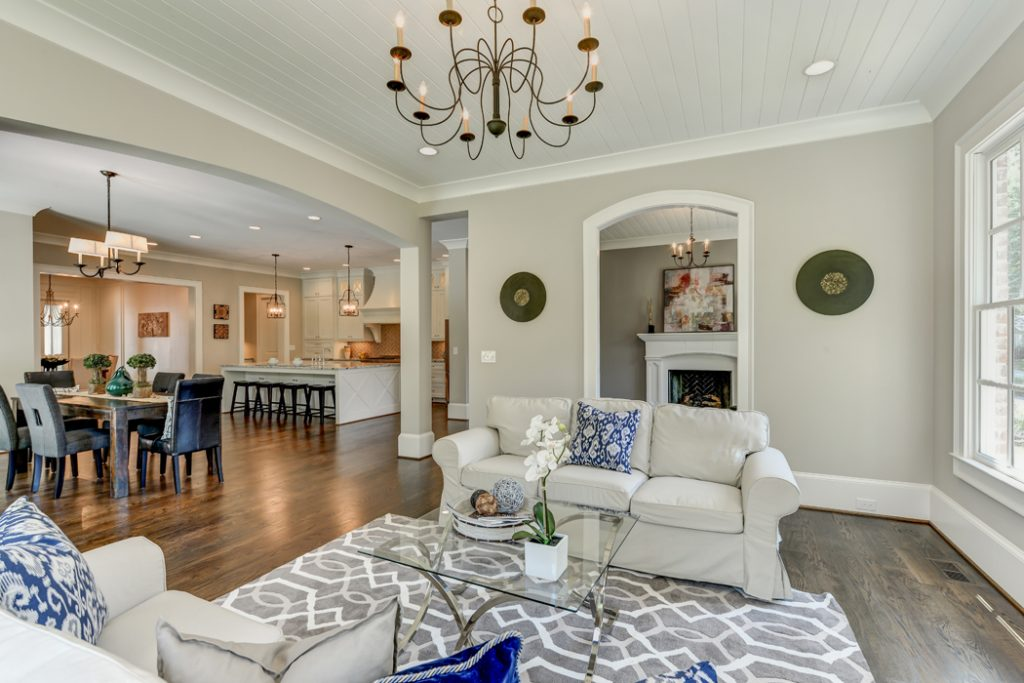 Atlanta Builder Stages New Construction Home and Decides to Buy It ...