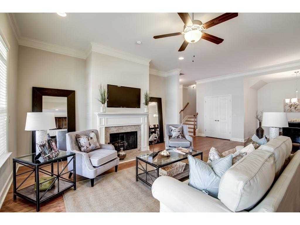 Shop The Model Home Look Staged Living Room No Vacancy