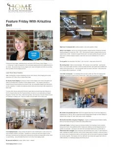 Home Staging Newswire