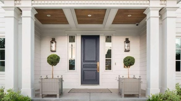 Incredible Front Door Paint Colors That Sell Your Home For Top Dollar Download Free Architecture Designs Boapuretrmadebymaigaardcom