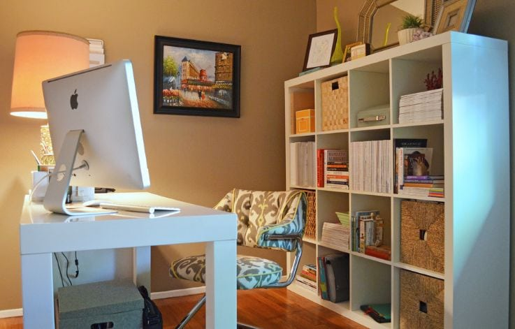 ... Actively Used Office Is Different Than A Staged Office. A Buyer Wants  To See Him Or Herself Working At The Desk, Not Seeing Your Busy Calendar,  ...