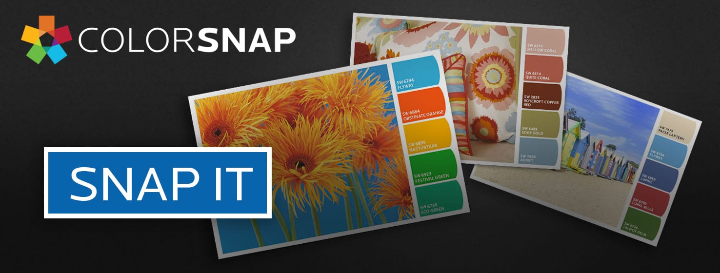 ColorSnap tool from Sherwin Williams