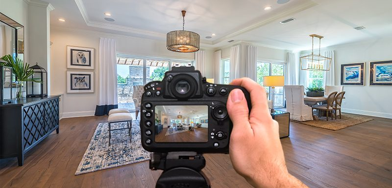 home staging photography.