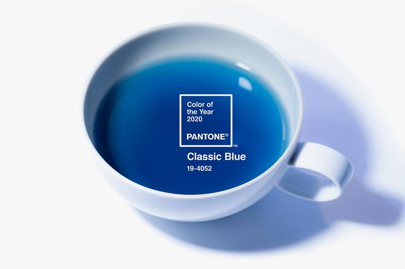 Pantone color of the year - classic blue