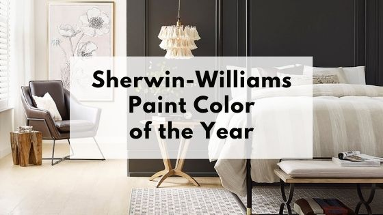 Sherwin-Williams paint color of the year 2021