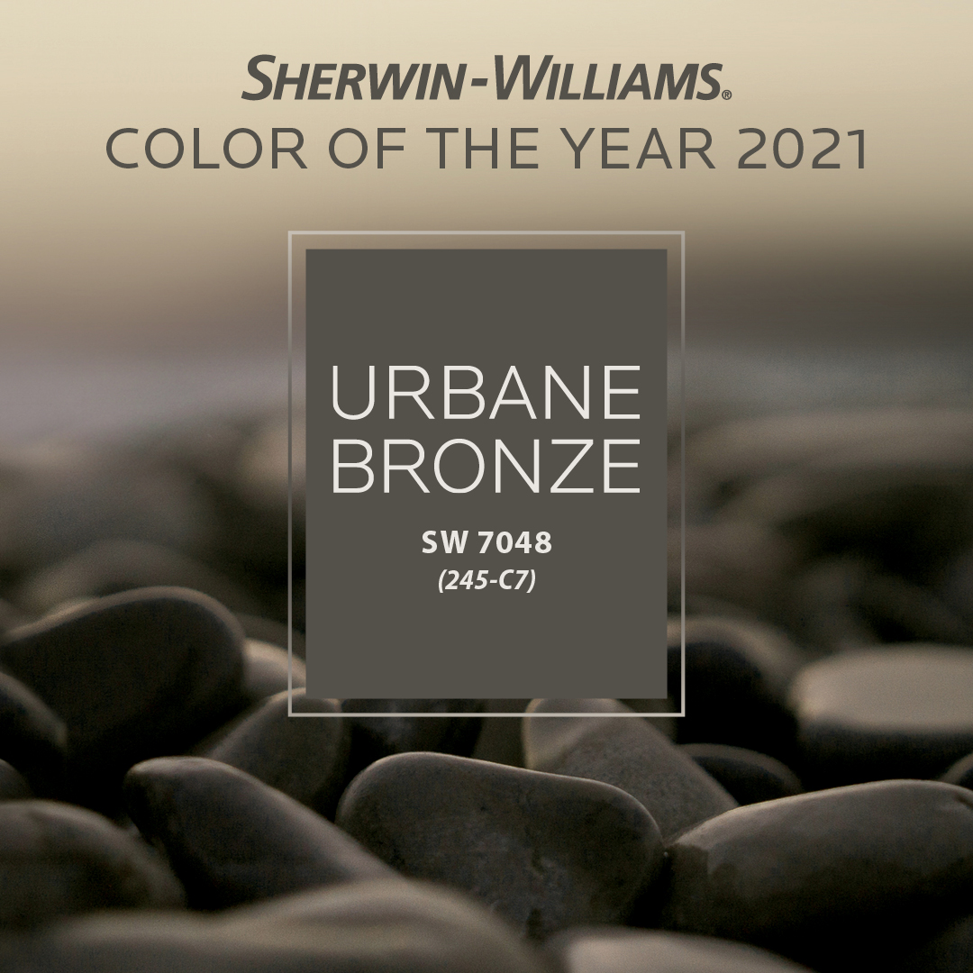 Sherwin Williams Color of the Year U