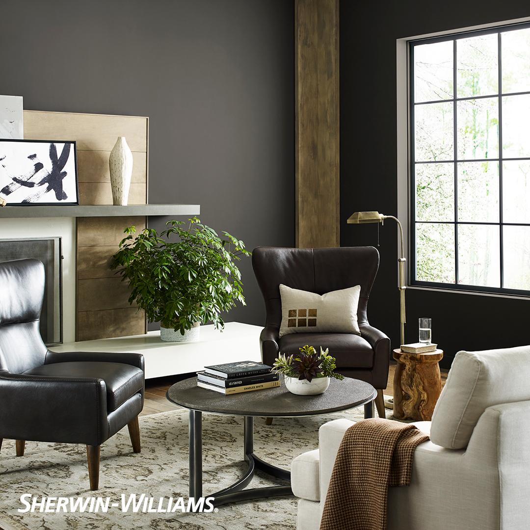 Elegant sitting room