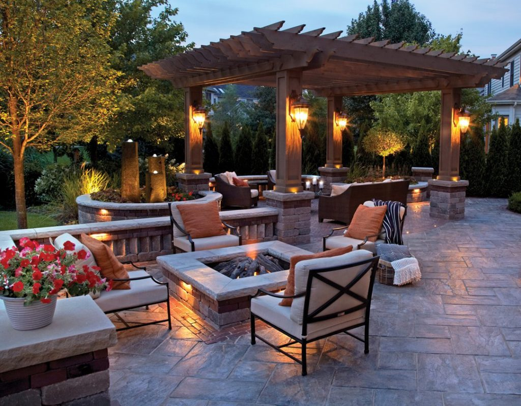 Backyard Home Staging Ideas